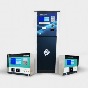 ONICS Series car wash payment points and auto kiosk