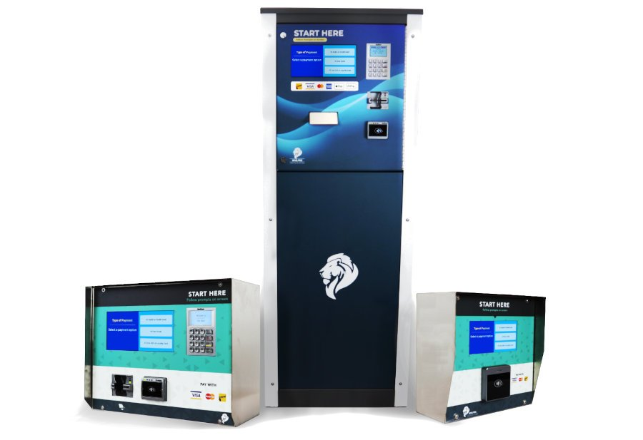 ONICS series - advanced car wash payment point systems and POS kiosk