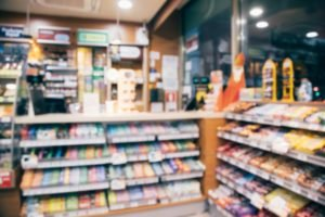Inventory in C-Store is easily managed by the back office software