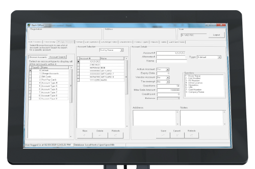 Easily compile sales data into one system