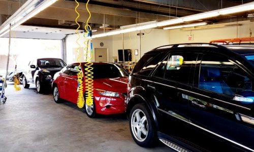 car wash payment points