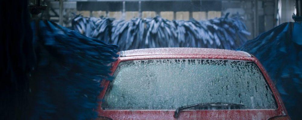 integrated car wash
