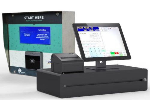 Take control with POS integration in your car wash payments