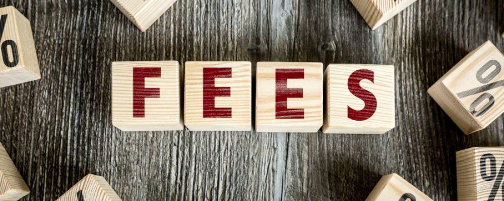 credit card transaction fees