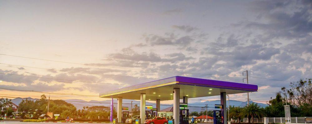 gas station POS